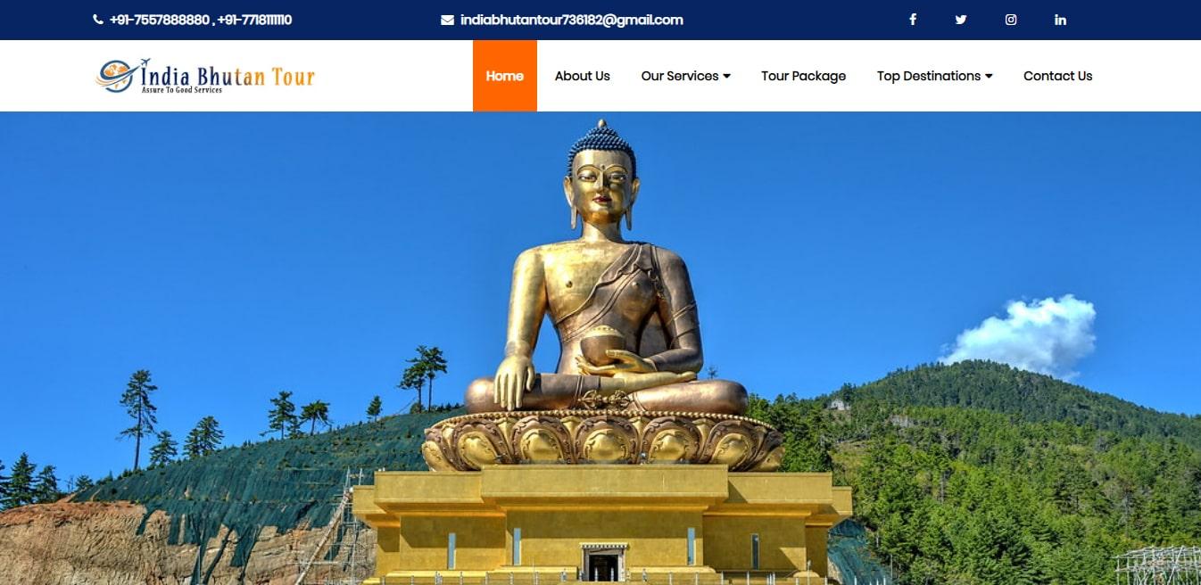 indiabhutan-tour