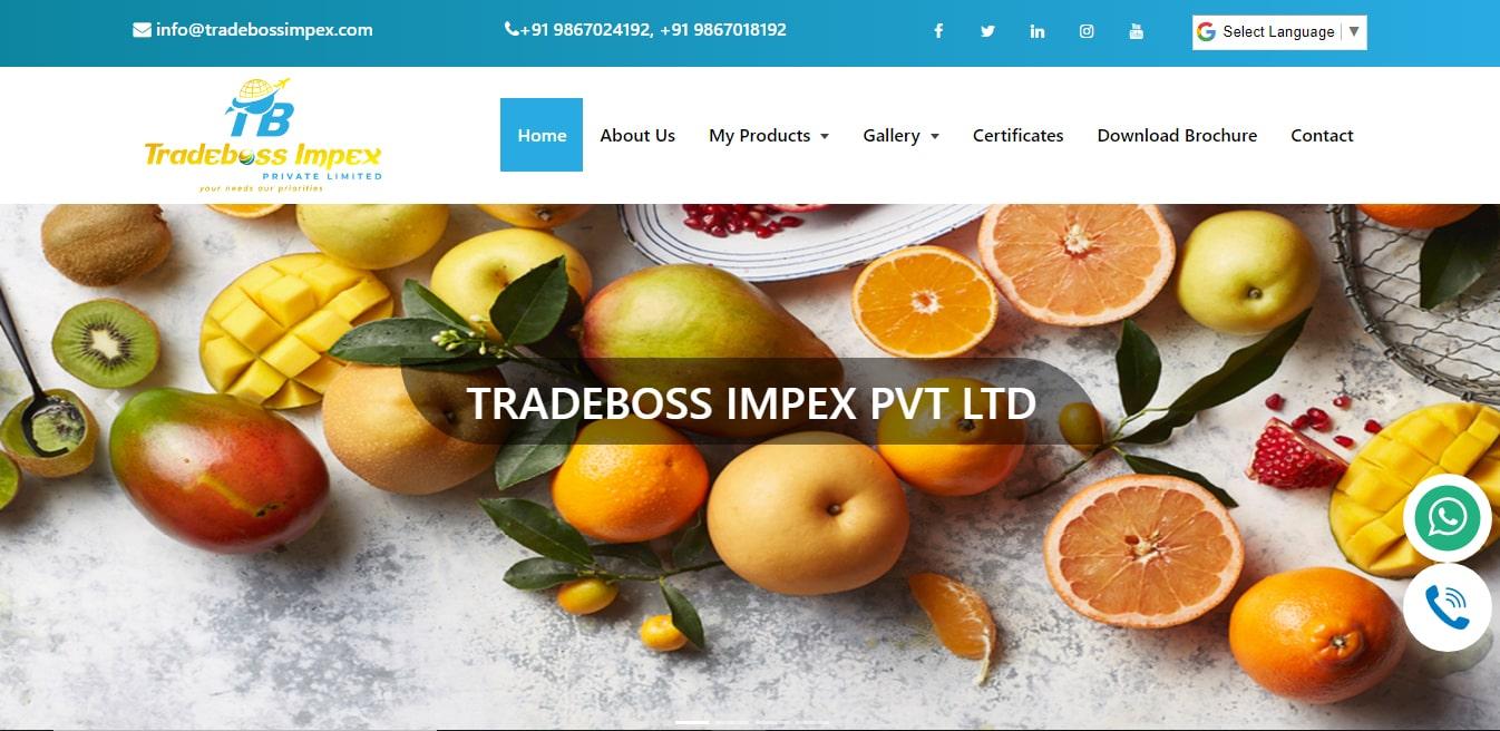 tradebossimpex